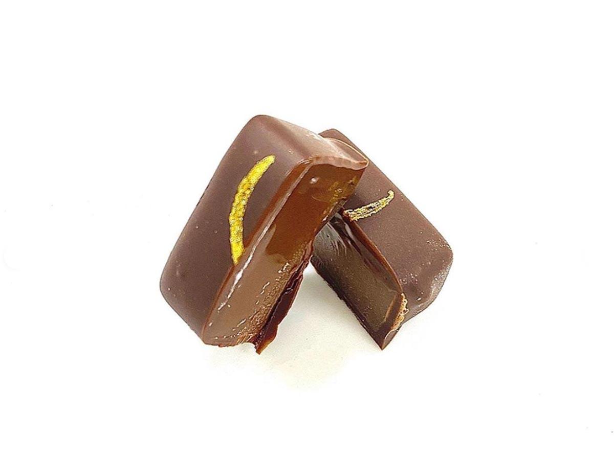 トンカ豆 チョコレート