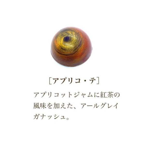 ボンボンショコラ アプリコ・テ